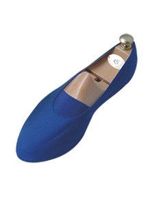 Mykts Euritmie schoentje - koningsblauw