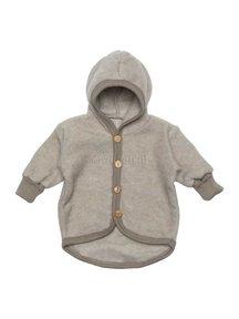 Cosilana Jacket  woolfleece - beige