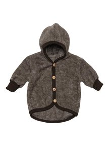 Cosilana Jacket  woolfleece- brown