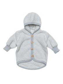 Cosilana Jacket Wool Fleece - grey