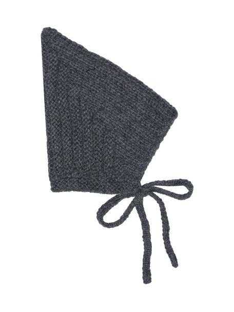 Soof Alpaca Pixie Hat - grey