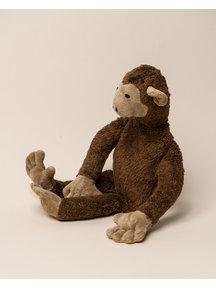 Senger Warmte knuffel aap - klein