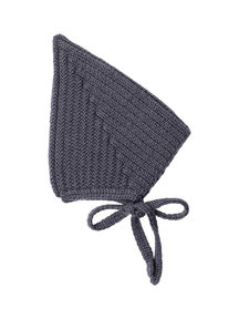 Soof Wool Pixie Hat -grey