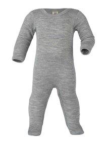 Engel Natur Sleep Overall Wool/Silk - grey