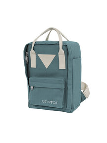 Melawear Mini backpack Ansvar IV - petrol