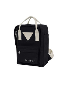 Melawear Mini backpack Ansvar IV - black