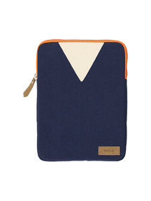 Melawear Laptop sleeve 33cm - blauw