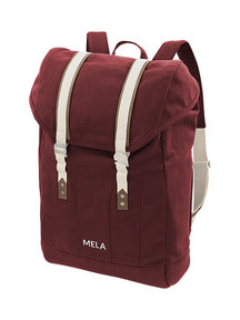 Melawear Backpack MELA V - burgundy