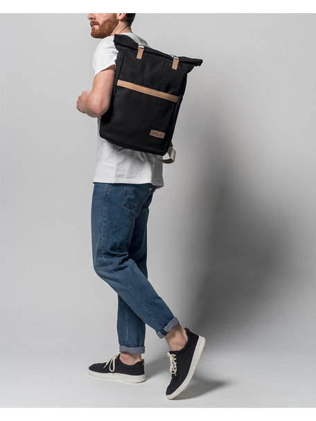 Melawear Backpack Ansvar I - zwart