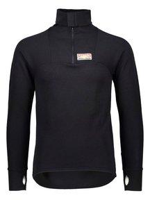 Ruskovilla Outdoor shirt unisex van wol - zwart