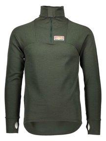 Ruskovilla Outdoor shirt unisex van wol - groen