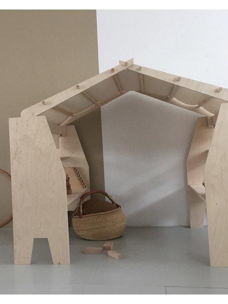 Woodchuck Shizu playstand