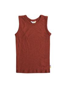 Joha Undershirt kids wool - maroon
