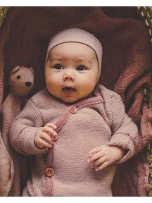 Disana Baby Cardigan - pink
