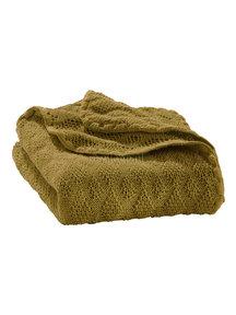 Disana Baby deken van wol - gold (exclusief bij Ziloen)