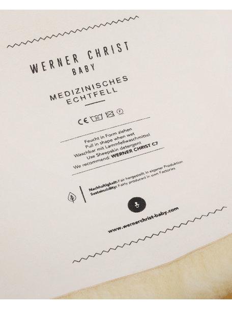 Christ Lamsvacht medicinaal gelooid kortharig - 75 cm