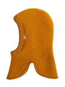 Joha Wool Fleece Balaclava - ochre (Limited Edition)