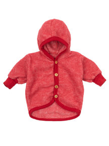 Cosilana Jacket  woolfleece  - red