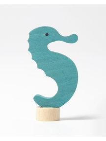 Grimm's Decorative Figure seahorse