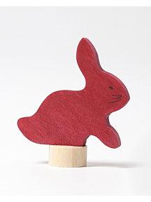 Grimm's Decorative Figure rabbit