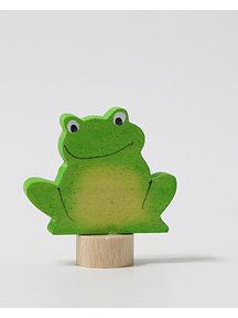 Grimm's Decorative Figure Frog