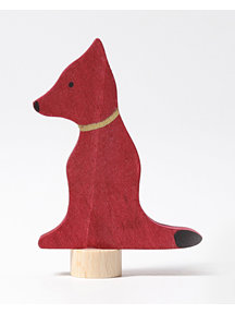 Grimm's Decorative Figure Dog