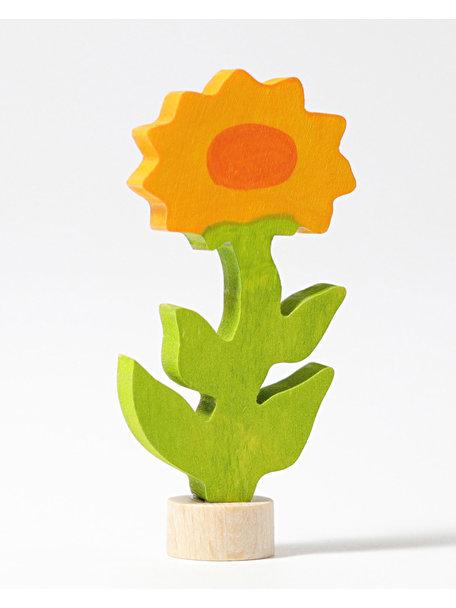 Grimm's Steker - bloem calendula
