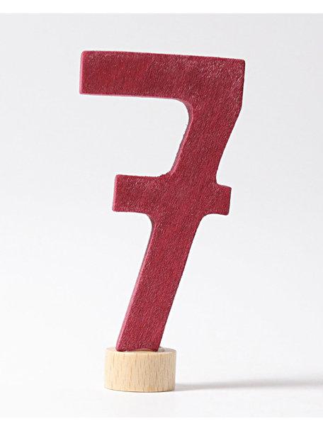 Grimm's Decorative Figure - number 7