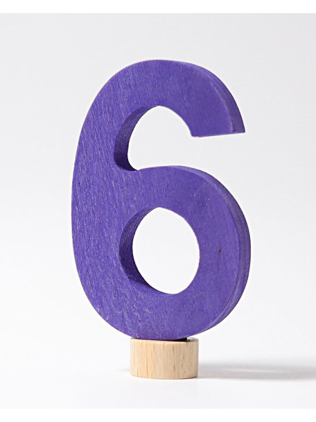 Grimm's Decorative Figure - number 6
