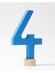 Grimm's Decorative Figure - number 4
