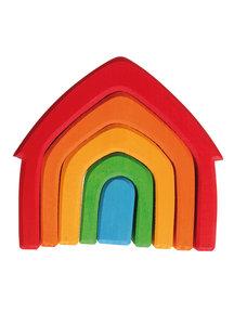 Grimm's House - rainbow
