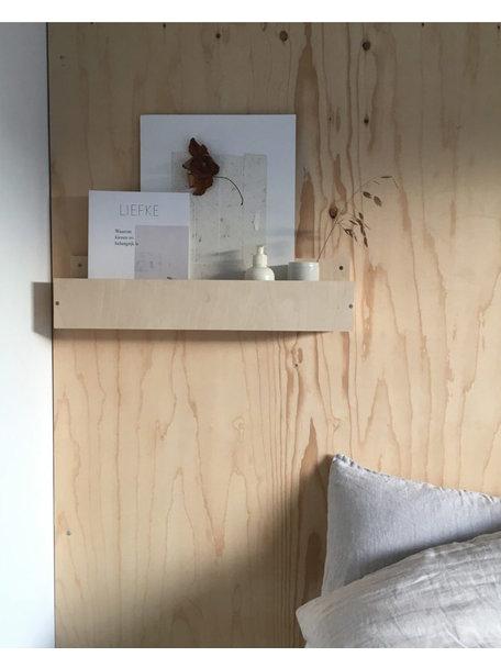 Woodchuck Rin shelf
