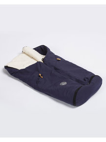 Naturkind Combi foot muff summer/winter