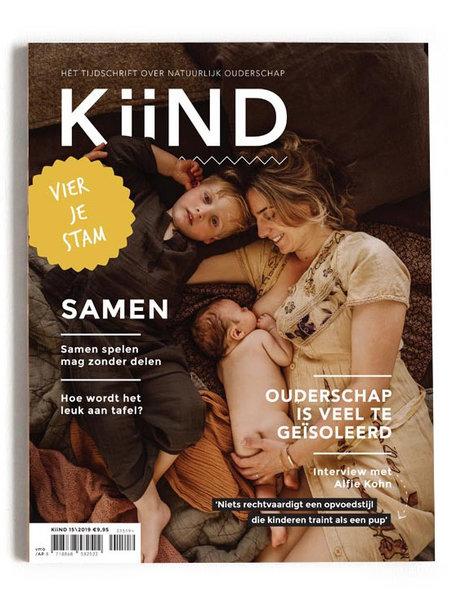 Kiind Magazine Kiind Magazine herfst 2019: SAMEN