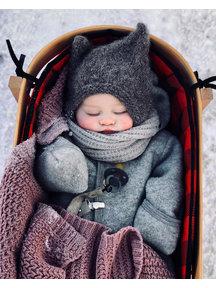 Engel Natur Overall Wool Fleece - grey