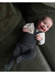 Silly Silas Maillot met bretels van katoen - dark grey