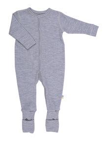 Joha Wollen jumpsuit - grijs