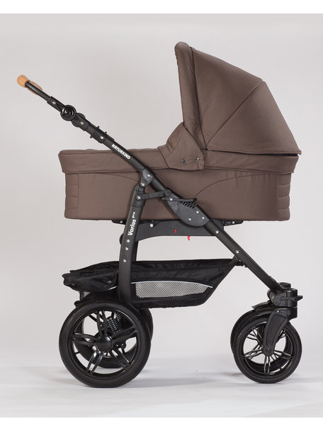 Naturkind Kinderwagen Varius Pro - Walnuss