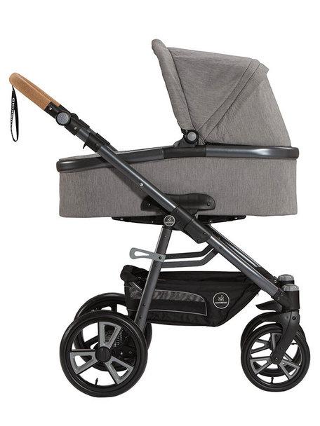 Naturkind Kinderwagen Lux  - Siebenschläfer