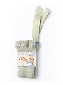 Silly Silas Maillot met bretels zonder voetjes - cream