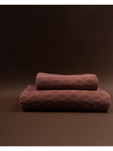 Disana Ledikant deken 140 x 100 cm - oud roze  (exclusief bij Ziloen)