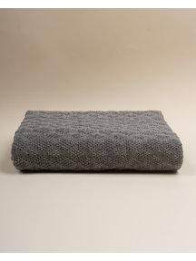 Disana Ledikant deken 140 x 100 cm - grijs  (exclusief bij Ziloen)