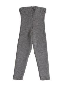 Reiff legging van wol - grijs