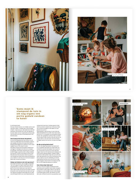 Kiind Magazine Kiind Magazine lente 2020: VIES