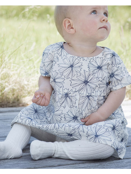 Serendipity Baby jurkje - bloemenveld