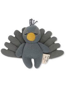 Konges Sløjd Knuffel - pauw