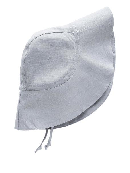 Briar Handmade Linnen zonnehoed - heron