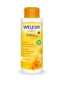 Weleda Calendula Liniment babybillen reinigingsmelk