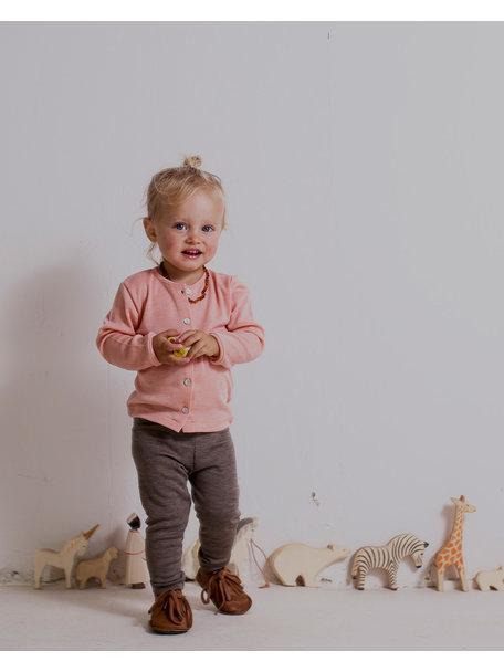 Engel Natur Babyvest - zalmroze