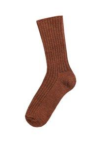 Joha Sokken van wol - koper